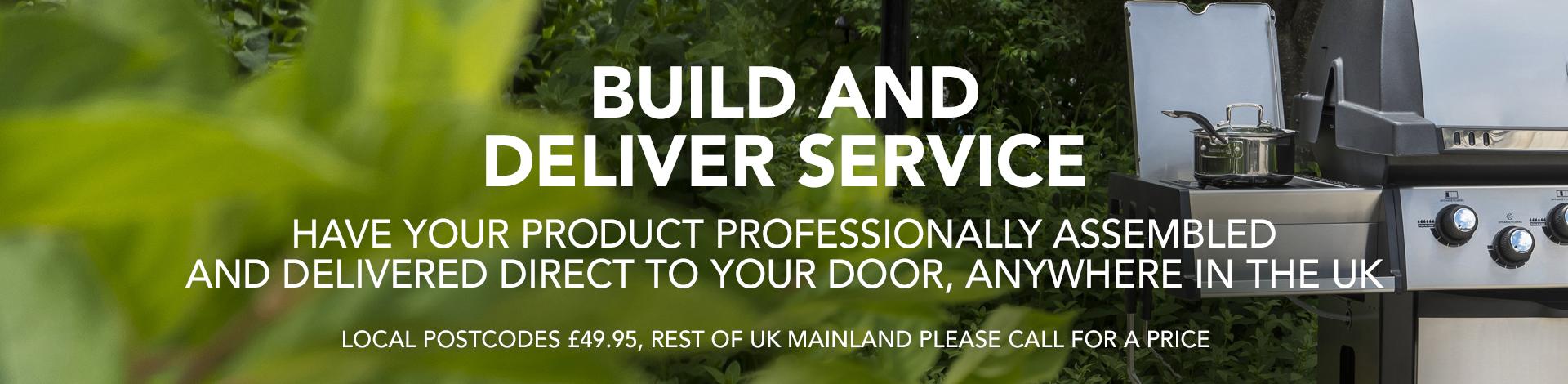 Build & Deliver