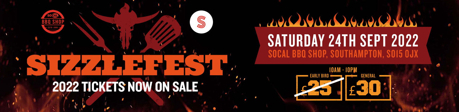 Sizzlefest 2022 tickets now on sale