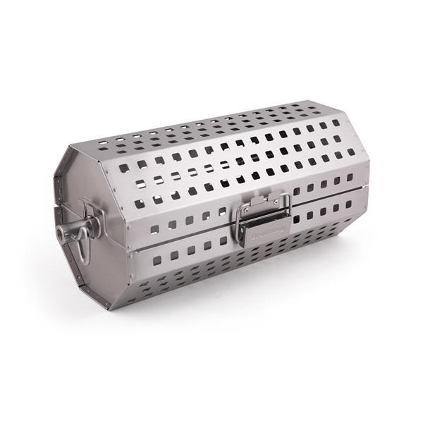 Broil King Stainless Steel Rotisserie Tumble Basket Image 1