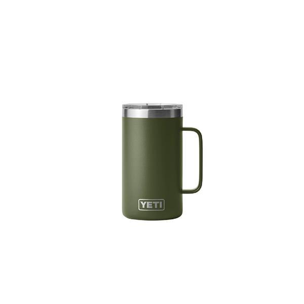 Yeti Rambler 24oz Mug - Highland Olive Image 1