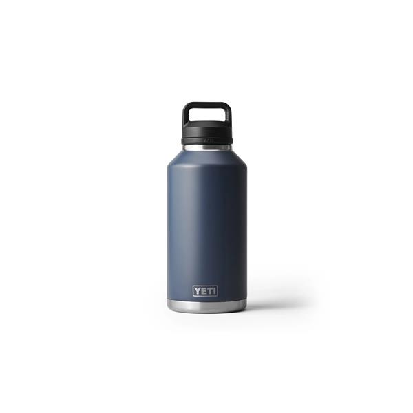 Yeti Rambler 64oz Bottle - Navy Image 1