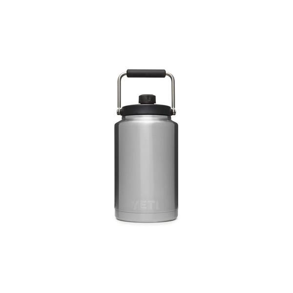 Yeti Rambler One Gallon Jug - Stainless Steel Image 1
