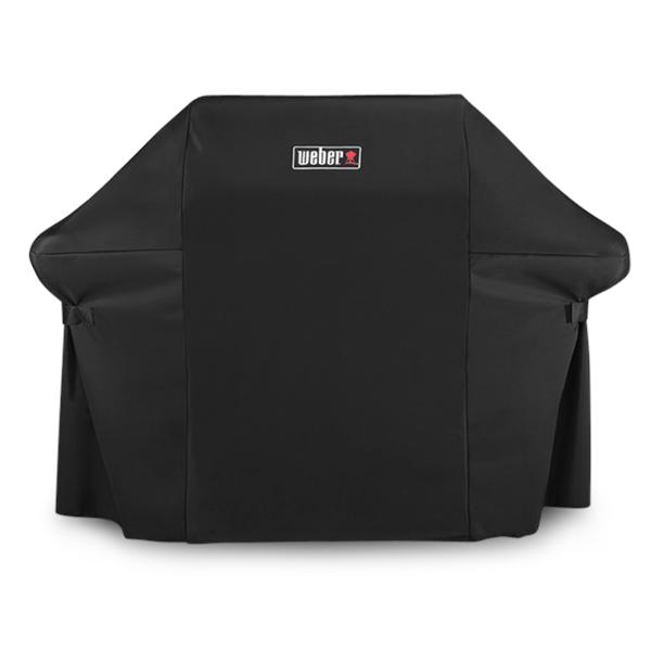 Weber Genesis II 300 Series Premium Barbecue Cover Image 1