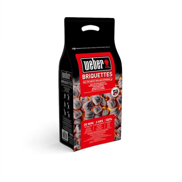 Weber 8kg Briquettes  Image 1