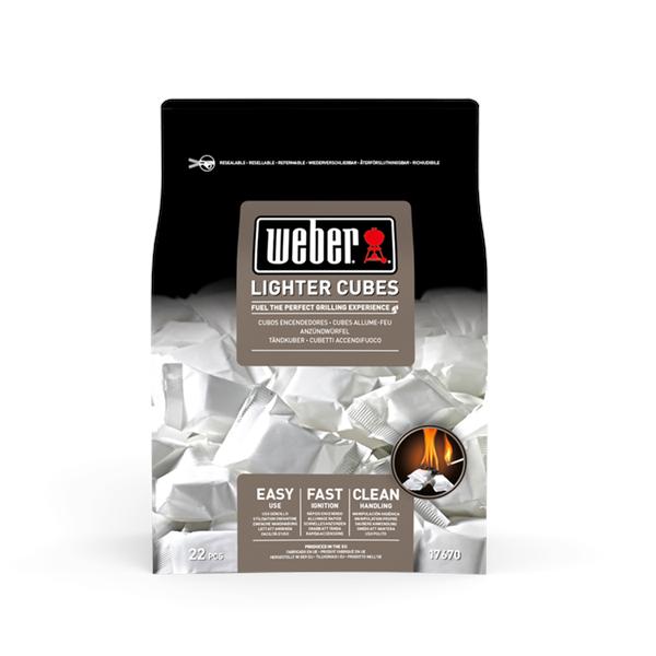 Weber Firestarter Lighter Cubes Image 1