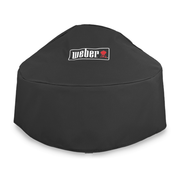 Weber Fireplace Premium Barbecue Cover Image 1