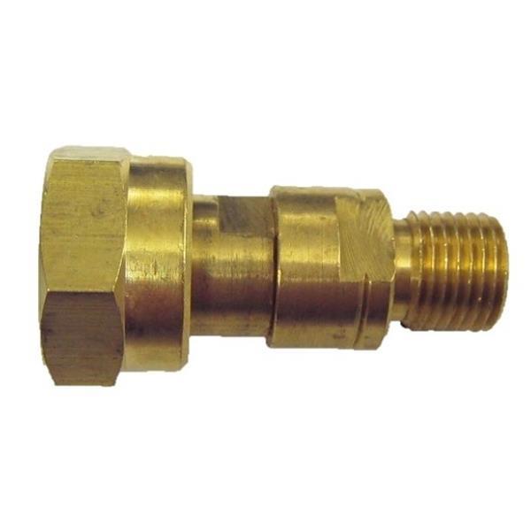 GasBoat 4110 M20 x 1/4 Left Hand Adaptor Image 1