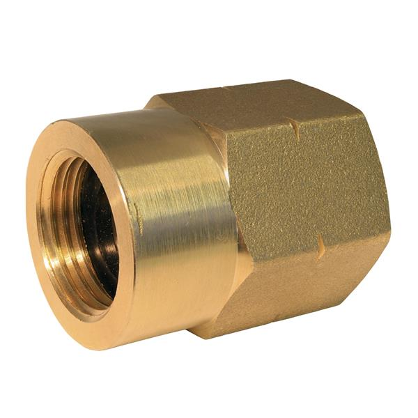 European Propane (21.8LH Female) to UK Propane Cylinder Adaptor Image 1