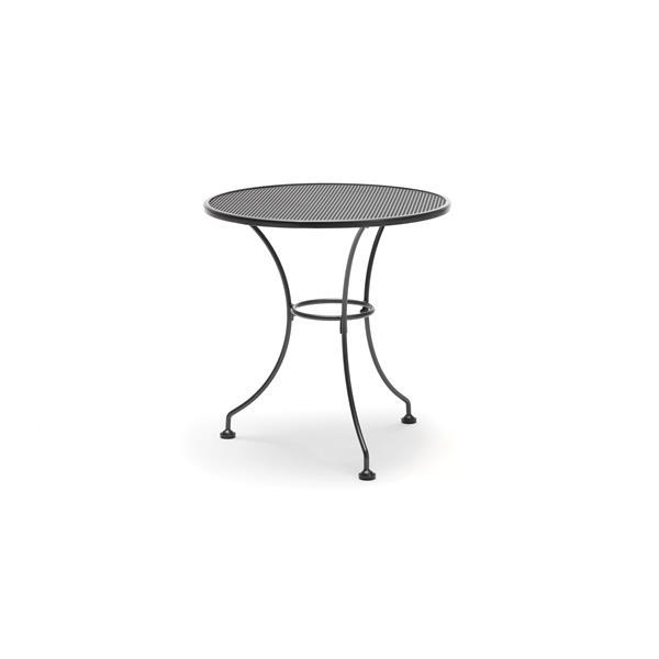 Kettler Round 70cm Mesh Table Image 1