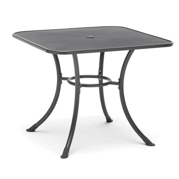 Kettler Square 90cm Mesh Table Image 1