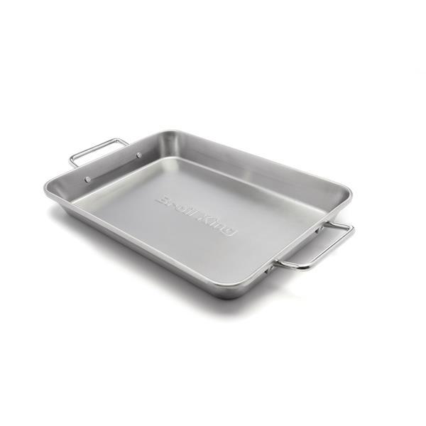 Broil King Stainless Steel Roasting Pan Image 1