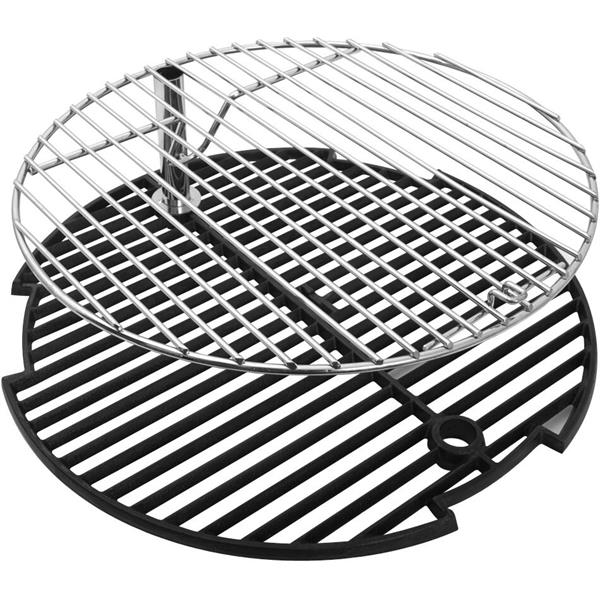 Broil King Keg Premium Cooking Grate Set Image 1