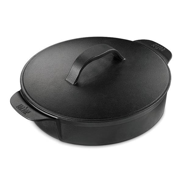Weber Gourmet Barbecue System (GBS) Dutch Oven Image 1