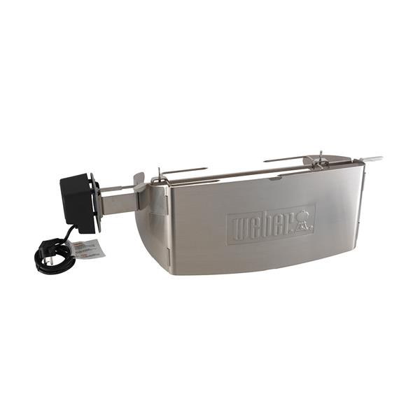 Weber Q100/Q1000 Series Rotisserie Kit Image 1