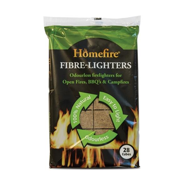 CPL  Homefire Fibre Firelighters Image 1