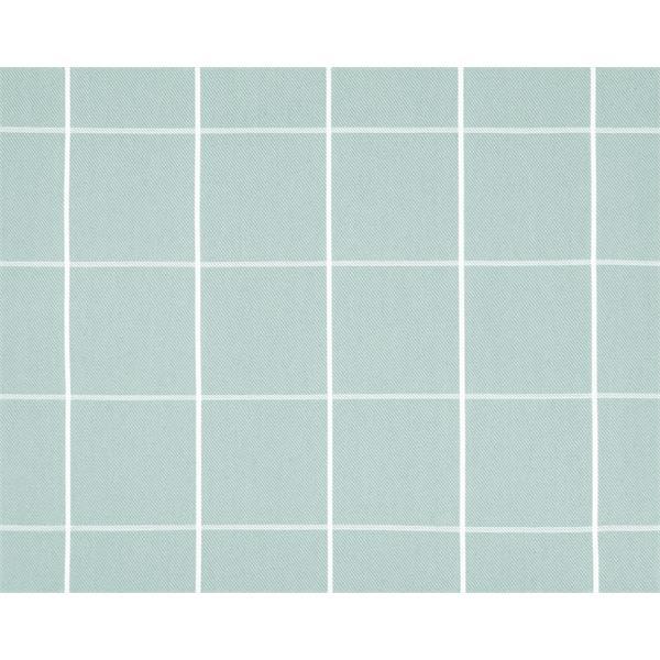 Kettler Savita Cushion - Aqua Check Image 1