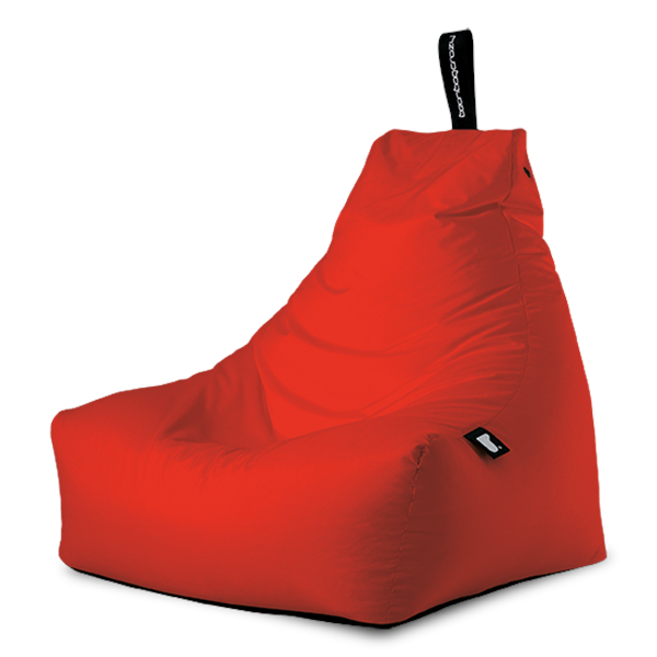B Bag Mighty Red Image 1