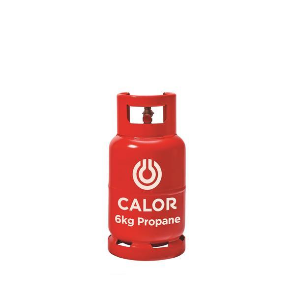 Calor Propane Gas 6KG Refill Image 1