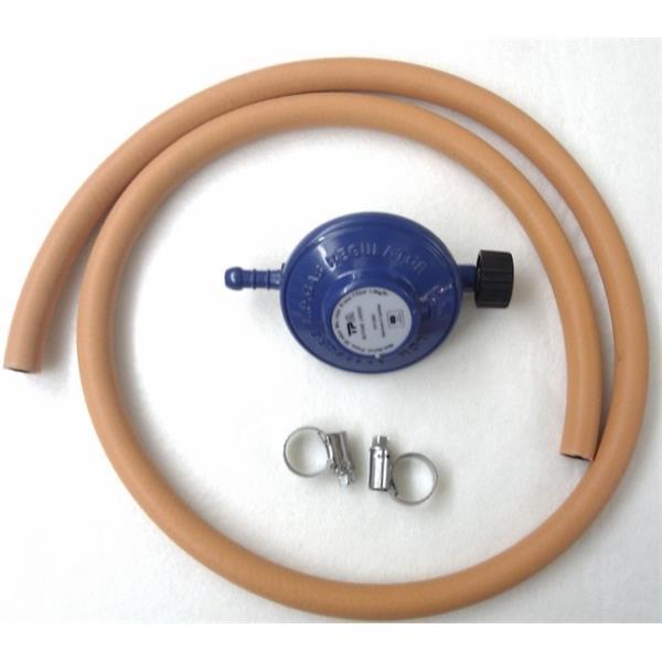 Camping Gas Regulator & Hose Kit Image 1