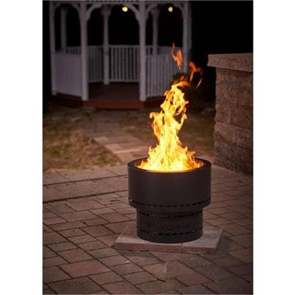 Flame Genie Small Woodpellet Firepit  Image 1