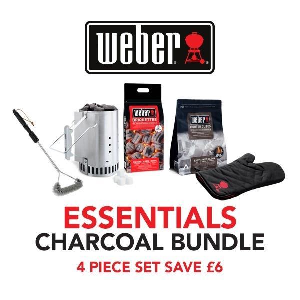 Weber Essentials Charcoal Bundle Image 1