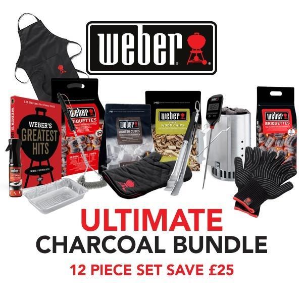 Weber Ultimate Charcoal Bundle Image 1
