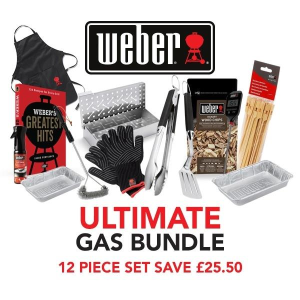 Weber Ultimate GAS Bundle Image 1