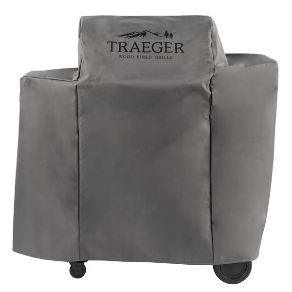 Traeger Ironwood 650 Full Length Grill Cover Image 1