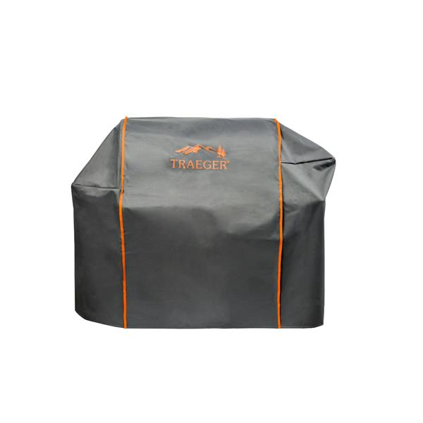 Traeger Timberline 1300 Full Length Grill Cover Image 1