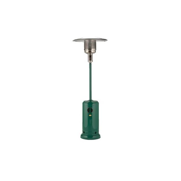 Lifestyle Orchid Green Patio Heater Image 1