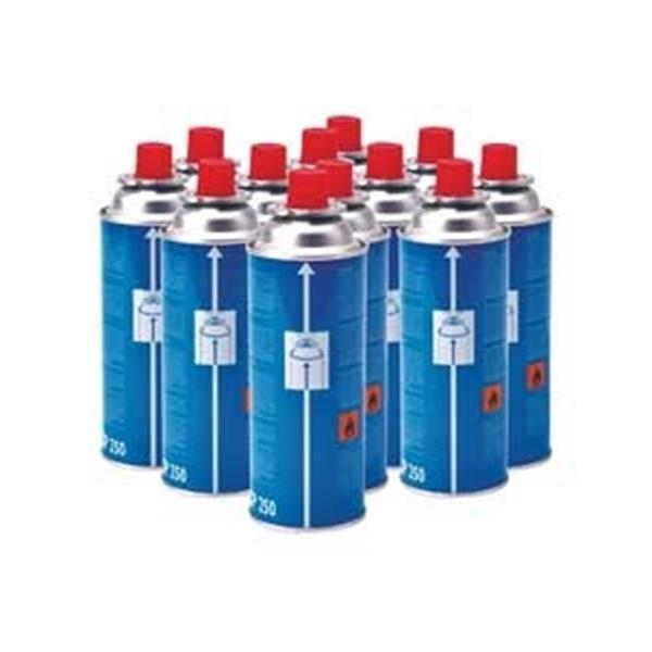 Campingaz CP250 Gas Cartridge 220g (9 x Pack's of 4) Image 1