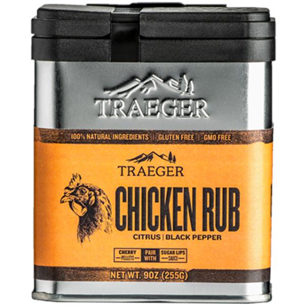 Traeger Chicken Rub (9oz) Image 1