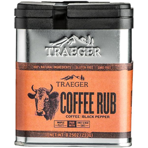 Traeger Coffee Rub (8.25oz) Image 1