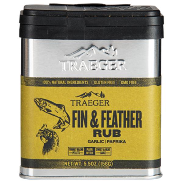 Traeger Fin & Feathers Rub Image 1