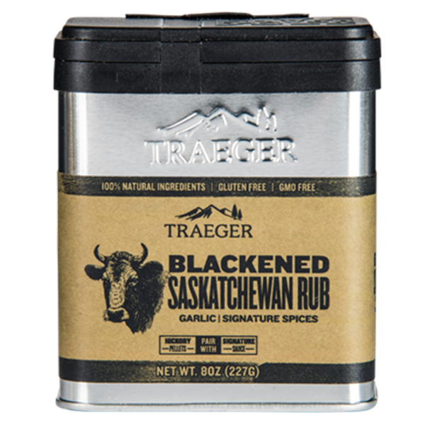 Traeger Blackened Saskatchewan Rub Image 1
