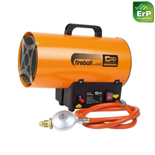 SIP Fireball 512 15kW Propane Space Heater Image 1