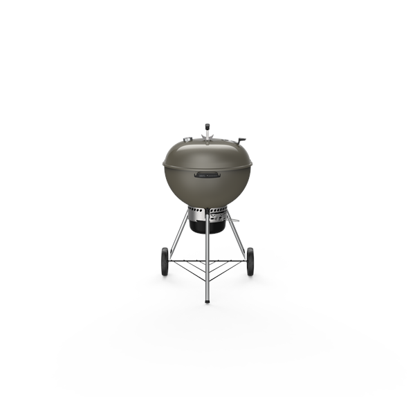 Weber Master-Touch GBS E-5750 Charcoal Grill 57cm - Smoke Grey Image 1