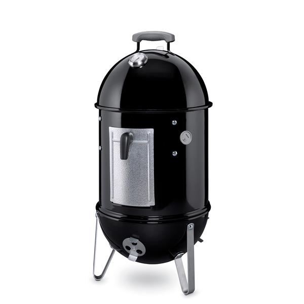 Weber Smokey Mountain Cooker Smoker 37cm  Image 1