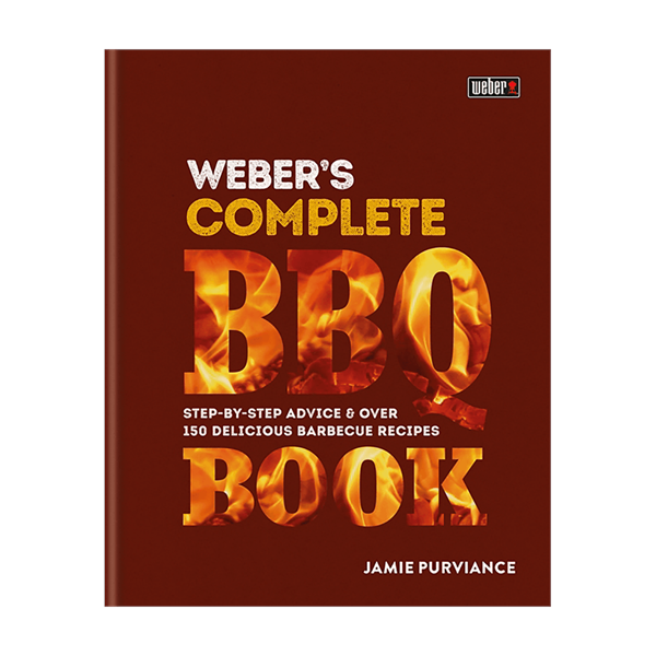 Weber's Complete BBQ Book Image 1