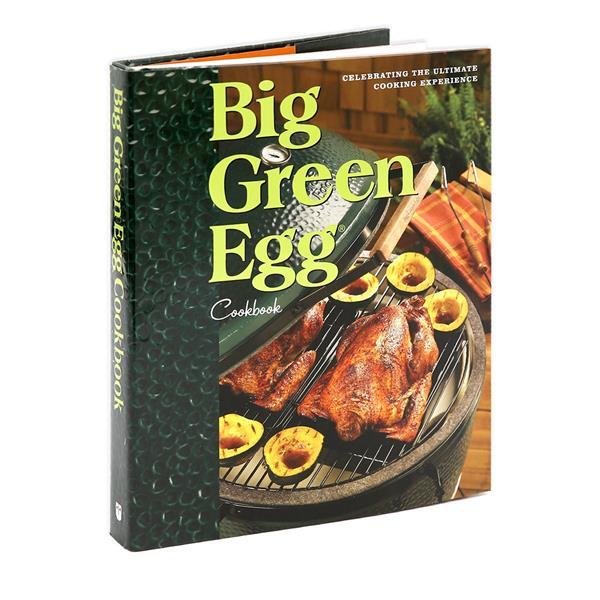Big Green Egg Cookbook Image 1