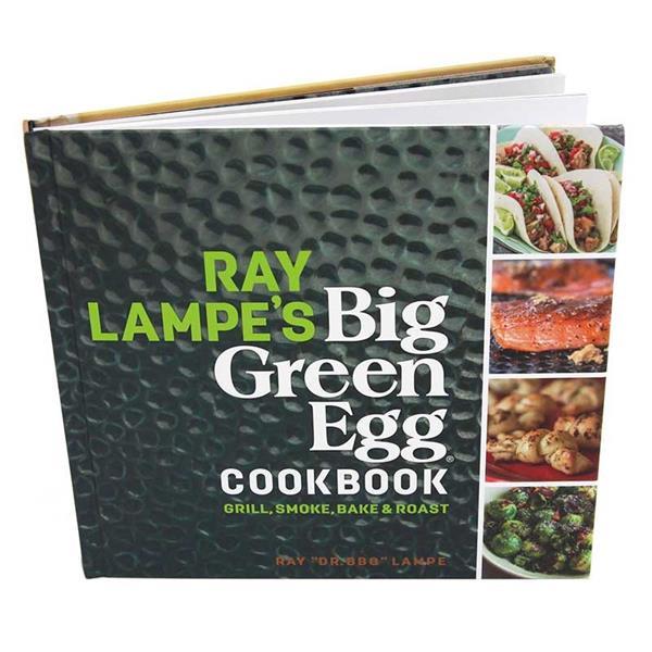Ray Lampe's Big Green Egg Cookbook Image 1