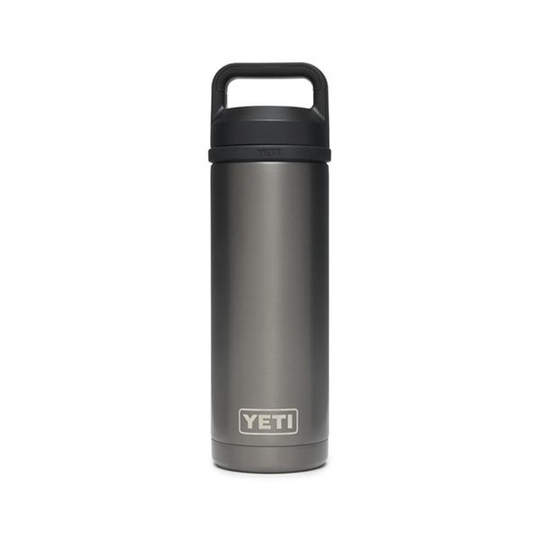 Yeti Rambler 18oz Bottle - Graphite Image 1