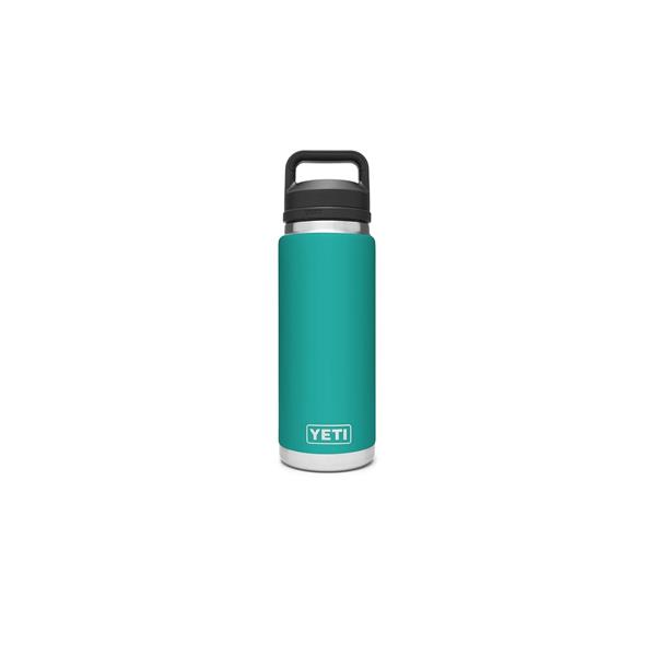 Yeti Rambler 26oz Bottle - Aquifer Blue Image 1