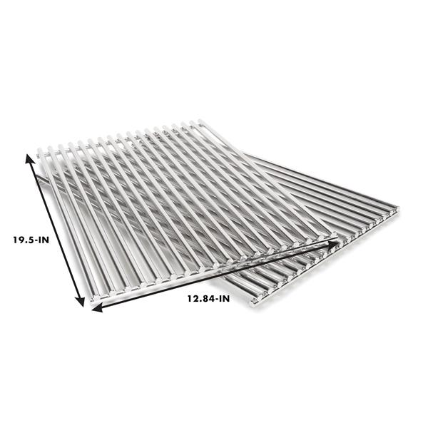 Grill Care Genesis 300 Series Stainless Steel Cooking Grids Image 1