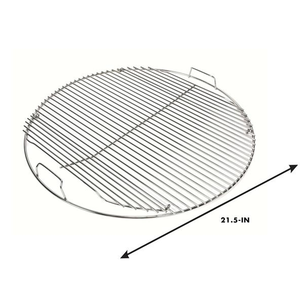 Grill Care 57cm Stainless Steel Hinged Grid Image 1