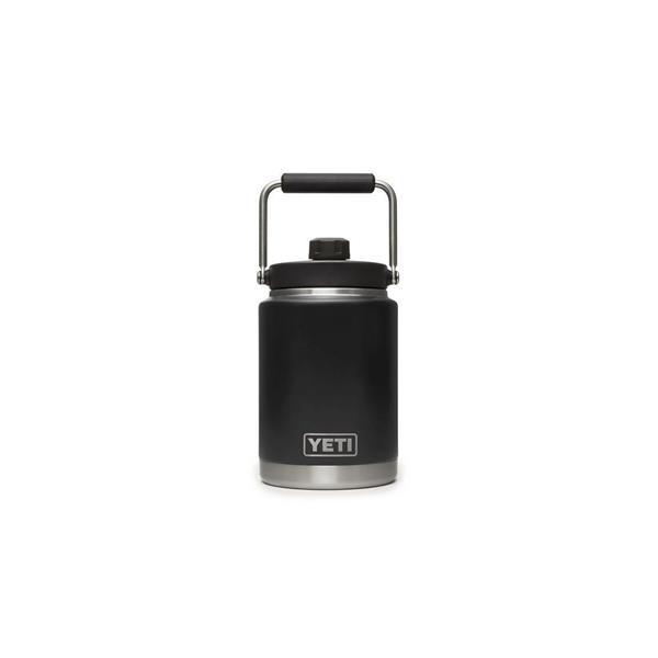 Yeti Rambler Half Gallon Jug - Black Image 1