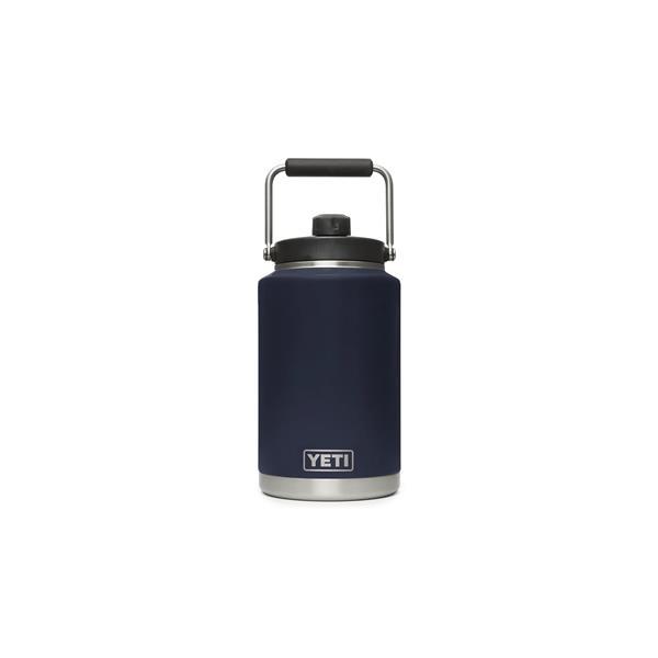 Yeti Rambler One Gallon Jug - Navy Image 1
