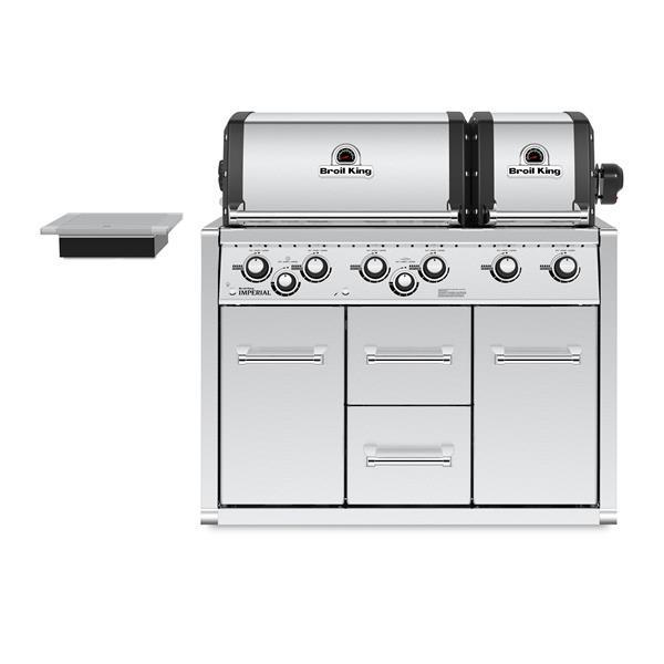 Broil King Imperial XLS Built-In With Cabinet (LPG) Image 1