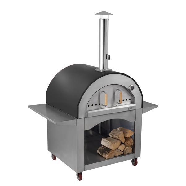 Alfresco Chef Milano Dark Copper Pizza Oven Image 1
