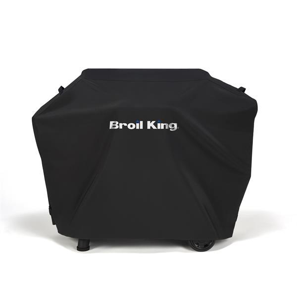 Broil King Regal Pellet 500 Premium Grill Cover Image 1